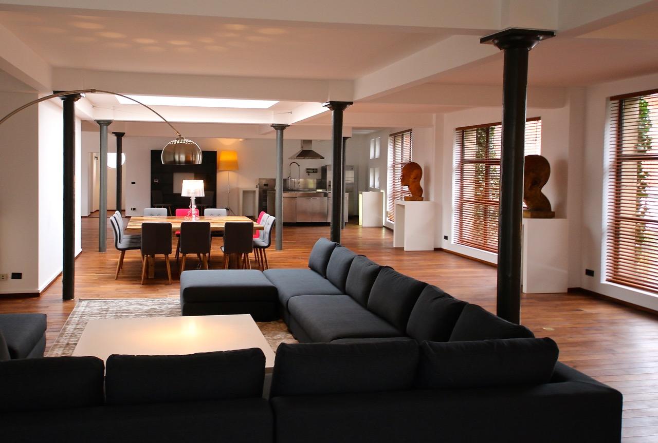 manufacture loft. Black Bedroom Furniture Sets. Home Design Ideas